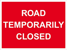 TEMPORARY TRAFFIC REGULATION ORDER:- FRANKS LANE